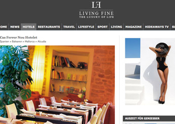 Living fine – The luxury of life